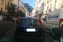 Il problema traffico a Sorrento / Reportage sul problema traffico a Sorrento. Problema strutturale o semplice mancanza di senso civico?