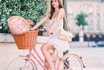 Bikes and heels