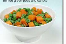 Food ~ Side dishes / Veggies, Salads