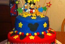 Cake Ideas & Tutorials
