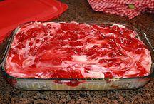 Refrigerator Cakes
