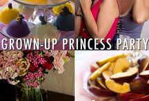 Adult Princess Party