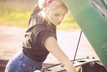 PinUp Girl ~ Rockabilly