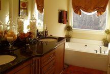 Bathrooms I adore!