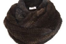 A/W 12 Accessories / A selection of Fur accessories from Rachel Fur Apparel and Accessories A/W 12 collection