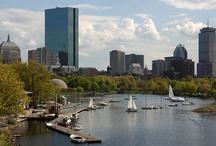 Boston / by Nikki Walpole
