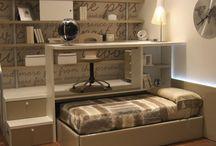 vybavení malých bytů