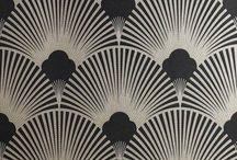 Wallpaper / De papier peint en papier peint