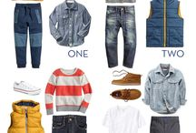 boys outfits / by Amylee Hubert