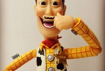 My Toy Story / by Agence Yub Yub