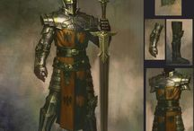 character - knight