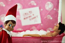 Elf on the Shelf - Naugthy / by Fiona Young