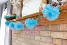 Gender Reveal Party Idea's  / by Melanie Alin Sherrod