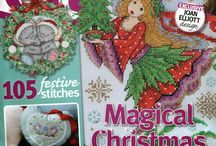 Cross stitch magazine