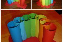 stojánek na pastelky