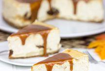 카라멜 치즈케익