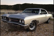 Buick A-Body 1966 to 1967 / by Adam Lang