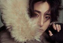 Lee Soo Hyuk... / Lee Soo Hyuk my gorgeous alien fairy model and actor...