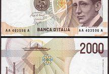 Monete Lira - Euro