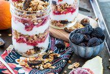 Food ideas - dessert / Sweeten life..!
