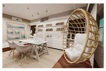 Michele Ravadeli Interiores / Designer de interiores