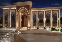 Arabic laxury homes