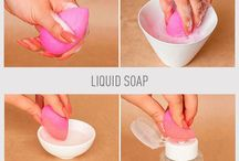 BEAUTYBLENDER. MAKE-UP SPONGE.