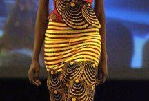 Cultura Afrocentrica; Tecidos; Adornos
