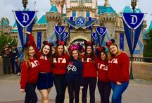 Alpha Gam chapters