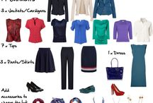 Capsule wardrobes / Getting the most out of your wardrobe