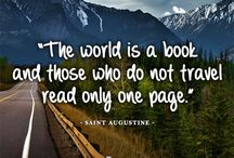 Q U O T E S / Sometimes words are hard to find so we like to read some quotes by people who already found them!