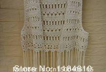 Crochet /Vest