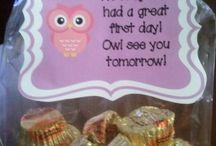 Owl theme / by Amanda Auclair