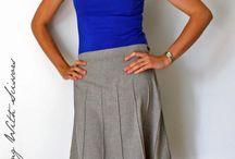 Women's Skirts / by SewSet