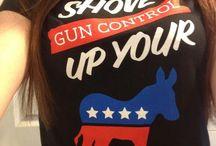 Gun Related Shirts