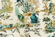 Chinoiserie Chic / All of our favorite Chinoiserie