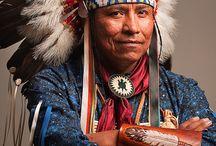 Amerindiens / Indiens et tribus.