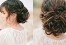 Wedding hair / by Michelle Adamski