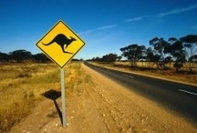 On the Road Travel Australia / The best way to travel Australia is on the road, with a big, great road trip.