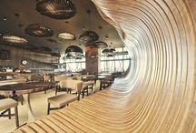 Restaurant designs / Luxury and contemporary restaurant designs from around the world