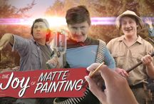 tutorial matte painting