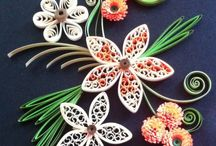 quilling 2 / by Wanda Bloomer