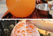 Halloween Decor Ideas / Get creative with your Halloween Decor!
