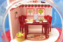 Vignettes and Larger Kits / These are larger kits offered by Desert Minis.