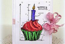 Birthday Blueprint - Tim Holtz / by Anna Gradl Files
