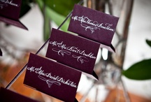 """wedding: seat charts. escort cards. place cards. / """"Telling you where to go"""" at a wedding should be pretty, stylish and easy to understand.  (#seating charts, #escort cards, #place cards, #seating plans)"""