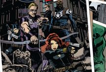 Secret Avengers (Comic Files)