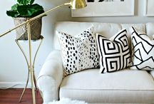 Vignettes / ideas to style trays, cofee tables, home