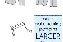 patterns & sewing