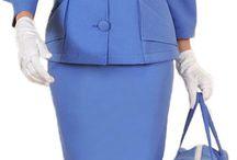 flight attendant / by Jennifer Clark